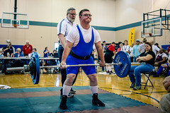 Determined Power (rg69olds) Tags: 05242019 5dmk4 canonef24105mmf4lisusm canoneos5dmarkiv nebraska athlete canon omaha people special specialolympics sport volunteer weightlifting powerlift determined power