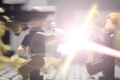 LSWFL Update #9 (BRICKSmovies) Tags: lego star wars lightsaber photo photoshop battle droid blast blaster red blue lens flare fading light swing count dooko phira master sith lord jedi war minifigure small scale micro shot collection clone clones troop troops trooper saber brick bricksmovies film movie fan