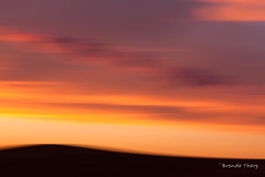 Sunset Dreams (brendatharp) Tags: palouse countryside summer wallart silhouette sunset palouseregion fineartprint walldecor fiery sky farming intentionalcameramotion hill icm agriculture rural season