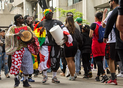 Raptors victory Parade (Bob (sideshow015)) Tags: victoire défilé ontario canada raptors basketball nikon d7100 toronto victory parade party dancers sing song