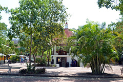 DSC_0927p1 (Andy961) Tags: mexico oaxaca huatulco santacruz lacrucecita plaza square