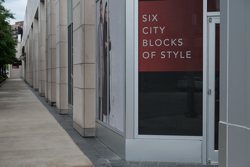 Six City Blocks of Style