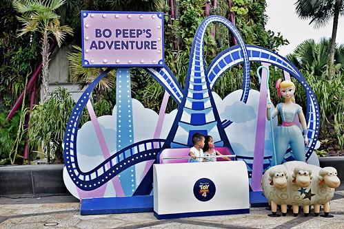 Bo Peep's Adventure