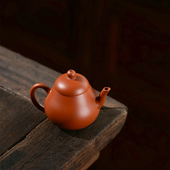 "Yixing Teapot ""Li Xing"" (Pear Shape) ZhuNi Mud 110CC (John@Kingtea) Tags: yixing teapot lixing pear shape zhuni mud 110cc"