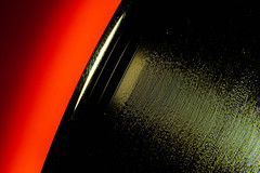Vinyl's edge (christos.tsiapalis) Tags: 365 project365 macro macrounlimited vinyl