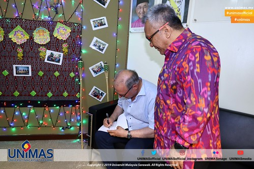 MoU & MoA between The Value Engineers B.V & UNIMAS