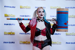 19-05-18_Megacon_Red_Carpet-21 (kookabrophoto) Tags: cosplay dc harley quinn hammer