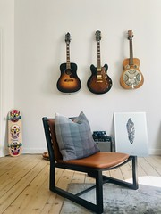 (N E L S O N) Tags: copenhagen architecture interiordesign guitar skateboard