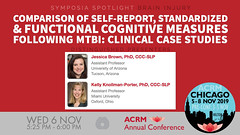 #ACRM2019 Symposia: Brain Injury Brown #603423 (ACRM-Rehabilitation) Tags: acrmprogressinrehabilitationresearchconference acrmconference acrm acrm|americancongressofrehabilitationmedicine annualconference medicalconference medicaleducation continuingeducationcredits cmeceu progressinrehabilitationresearch symposia symposium interdisciplinary interprofessional chicago hiltonchicago acrm2019 rehabilitationresearch rehabilitation evidencebased scientificresearch