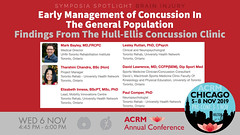 #ACRM2019 Symposia: Brain Injury Bayley #639405 (ACRM-Rehabilitation) Tags: acrmprogressinrehabilitationresearchconference acrmconference acrm acrm|americancongressofrehabilitationmedicine annualconference medicalconference medicaleducation continuingeducationcredits cmeceu progressinrehabilitationresearch symposia symposium interdisciplinary interprofessional chicago hiltonchicago acrm2019 rehabilitationresearch rehabilitation evidencebased scientificresearch