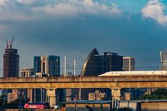 台灣高鐵|Taiwan High Speed Rail (里卡豆) Tags: 西屯區 臺中市 中華民國 olympusem1markii em1ii olympus40150mmf28