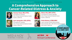 #ACRM2019 Symposia: Cancer Rehabilitation Yanez #603555 (ACRM-Rehabilitation) Tags: acrmprogressinrehabilitationresearchconference acrmconference acrm acrm|americancongressofrehabilitationmedicine annualconference medicalconference medicaleducation interdisciplinary interprofessional symposia symposium artsneuroscience artscience chicago hiltonchicago acrm2019 neuroscience arttherapy musictherapists musictherapy braininjury cancerrehabilitation cancerrehabilitationnetworkinggroup