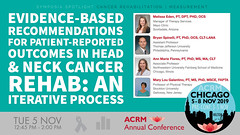 #ACRM2019 Symposia: Cancer Rehabilitation Eden #603102-2 (ACRM-Rehabilitation) Tags: acrmprogressinrehabilitationresearchconference acrmconference acrm acrm|americancongressofrehabilitationmedicine annualconference medicalconference medicaleducation interdisciplinary interprofessional symposia symposium artsneuroscience artscience chicago hiltonchicago acrm2019 neuroscience arttherapy musictherapists musictherapy braininjury cancerrehabilitation cancerrehabilitationnetworkinggroup measurement outcomes outcomesmeasurementng