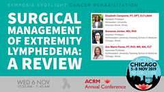 #ACRM2019 Symposia: Cancer Rehabilitation Campione #603290 (ACRM-Rehabilitation) Tags: chicago neuroscience symposium interdisciplinary arttherapy annualconference symposia musictherapy medicalconference braininjury artscience hiltonchicago medicaleducation interprofessional acrm musictherapists acrmprogressinrehabilitationresearchconference cancerrehabilitation acrm2019 acrmconference artsneuroscience cancerrehabilitationnetworkinggroup acrm|americancongressofrehabilitationmedicine