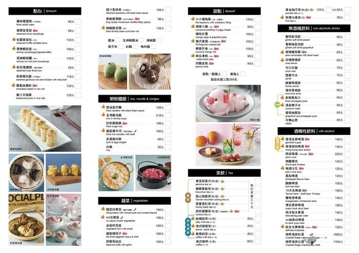 【台北中山】唐點小聚SocialPlace|得意小豬療癒系甜點|大直美麗華|內湖美食 @魚樂分享誌