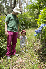 exploring with daddy (louisa_catlover) Tags: portrait family child toddler daughter tabitha tabby husband father karl