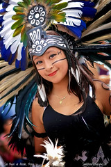 Fiesta de la Santa Cruz in San Miguel de Allende, Mexico (Sam Antonio Photography) Tags: girl mexican mexico sanmigueldeallende santacruz festival dance native culture traditional celebration indian costume feathers beads dress female clothing colorful outdoors dancer cultural spiritual dancers young beautiful ethnic ceremonial nativedance indigenous feather portrait traditionaldress traditionalgarment