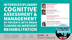 #ACRM2019 Symposia: Cancer Rehabilitation Jaywant #616851-2 (ACRM-Rehabilitation) Tags: acrmprogressinrehabilitationresearchconference acrmconference acrm acrm|americancongressofrehabilitationmedicine annualconference medicalconference medicaleducation interdisciplinary interprofessional symposia symposium artsneuroscience artscience chicago hiltonchicago acrm2019 neuroscience arttherapy musictherapists musictherapy braininjury cancerrehabilitation cancerrehabilitationnetworkinggroup measurement outcomes outcomesmeasurementng