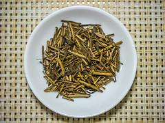 P2000055 (Darjeeling_Days) Tags: panasonicdmcgm1 lumix45mmf28 茶 tea 日本茶 ほうじ茶 茎茶 高遠ほうじ茶