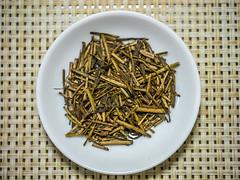 P2000054 (Darjeeling_Days) Tags: panasonicdmcgm1 lumix45mmf28 茶 tea 日本茶 ほうじ茶 茎茶 高遠ほうじ茶