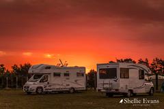 Sunset- NZMCA Park- Tokerau Beach (flyingkiwigirl) Tags: camp christmas doc farnorth holiday horses maitaibay mangonui nzmca puheke rain summer tokeraubeach waikatobay waimangoroad weather whitesand
