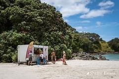 Icecream Cart- Waikato Bay, Far North, New Zealand (flyingkiwigirl) Tags: christmas camp horses holiday doc farnorth mangonui maitaibay summer rain weather whitesand tokeraubeach puheke nzmca waikatobay waimangoroad