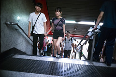 Street Style (人間觀察) Tags: 28mm leica leicam hong kong street photography people candid city stranger public space walking off finder road travelling trip travel 人 陌生人 街拍 asia girls girl woman 香港 wide open apoqualiag ms msoptical msopticsapoqualiag28mmf2