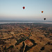 Hot Air Balloons Over Bagan Temples, Myanmar