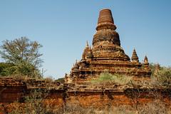 Ancient Bagan Temple, Myanmar (AdamCohn) Tags: adam cohn adamcohn bagan burma myanmar oldbagan architecture pagoda paya streetphotographer streetphotography stupa temple temples wwwadamcohncom