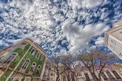 Cloudy blue Sky over Lagos (WS Foto) Tags: lagos portugal europe eu sky blue blau himmel wolkig weis cloudy white clouds wolken
