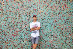 (Mark ~ JerseyStyle Photography) Tags: markkrajnak jerseystylephotography empresshotel asburypark mosaicwall oceanave june2019 2019 colorful
