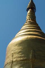Golden Stupa, Bagan Myanmar (AdamCohn) Tags: adam cohn adamcohn bagan burma myanmar oldbagan architecture gold pagoda paya streetphotographer streetphotography stupa temple temples wwwadamcohncom