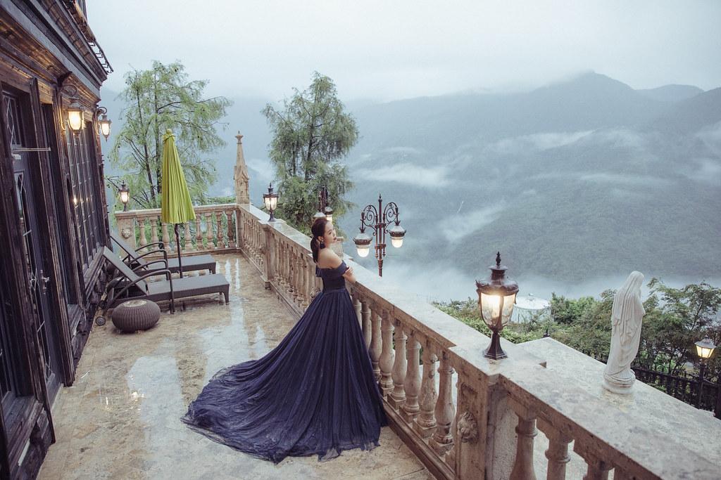 台南自助婚紗|透過雨神洗禮的老英格蘭婚紗|My dear 手工精品婚紗