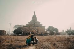 Bagan Myanmar (Bruce Nguyen (vukmaster)) Tags: 28mm travel mood sony a7m3 burma myanmar bagan