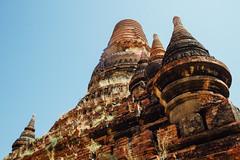Ancient Bagan Temple, Burma (AdamCohn) Tags: adam cohn adamcohn bagan burma myanmar oldbagan architecture pagoda paya streetphotographer streetphotography stupa temple temples wwwadamcohncom