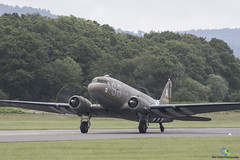 Douglas C-47A-75-DL (Matt Sudol) Tags: douglas c47a75dl dc3 dakota aces high flying museum ltd dday 75 dunsfold wings wheels