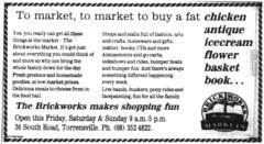 brickworks_may1994 (RS 1990) Tags: theadvertiser newspaper microfilm scan adelaide australia australian southaustralian may 1994 1990s ad brickworksmarkets