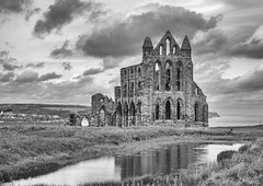 Whitby Abbey (Mary&Neil) Tags: elements