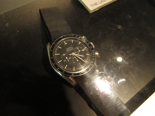 Apollo 17 Gene Cernan's Omega Speedmaster Watch