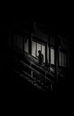 untitled--294 (Stevenchen912) Tags: streetphoto streetcandid streetportrait streetfavorites contrast composition candid dark lines mystery dreamy inspired geometry geo blackwhite bw lowlight glow alone surreal walking