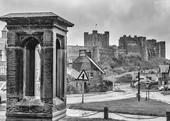 Bamburgh Castle (Mary&Neil) Tags: elements