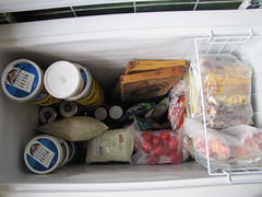 Freezer Filling Up – Red Moon Sanctuary, Redmond, Western Australia (Red Moon Sanctuary) Tags: produce freezer redmond 6327 greatsouthern westernaustralia wa redmoonsanctuary australia au