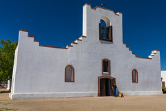 Socorro Mission (BeerAndLoathing) Tags: usa rp newmexicotrip church canon spanish roadtrip trips mexican elpaso canonrf24105mmf4lisusm canoneosrp spring mission 2019 texas april explore catholic