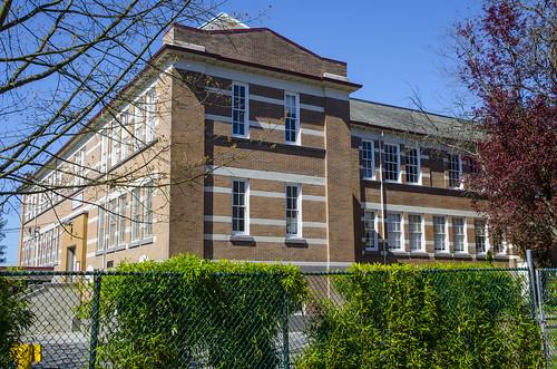 Bayview School (1913-1914) - to be demolished
