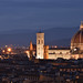 Italy - Florence - view from Piazzale Michelangelo
