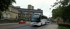 Halifax (Andrew Stopford) Tags: bv19xpg volvo b11rt caetano levante stagecoach nationalexpress halifax