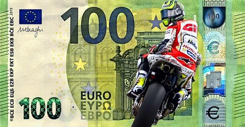100 € HONDA
