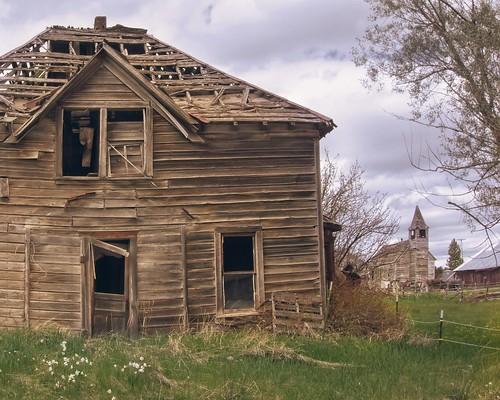 Abandoned House Church 1891 A
