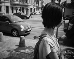 (Maciej_Dadelewski) Tags: bydgoszcz blackandwhite bw streetphotography street monochrome poland citylive people fujifilm fujifilmxe3 xe3 fujinonxf23mm females