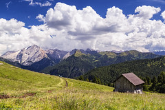 Alpeggi (cesco.pb) Tags: valdifassa dolomiten dolomiti dolomites alps alpi trentino italia italy canon canoneos60d tamronsp1750mmf28xrdiiivcld montagna mountains